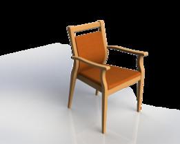 Plipe Armchair