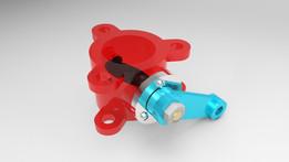 Leptir ventil (Butterfly valve)
