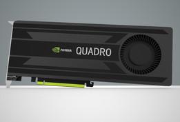 Nvidia QUADRO X4000 4GB Concept