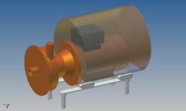 Fristam FPE 0.75Kw Centrifugal Pump