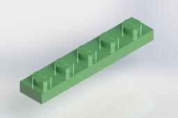 Modular Lego Brick