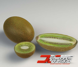 Análisis Formal Kiwi (Actinidia Deliciosa)