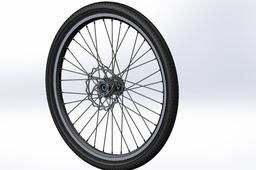 Bicycle wheel 24 cool