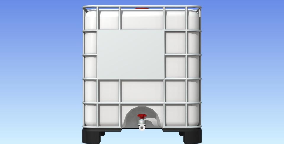 Ibc container l 1000 IBC Totes,