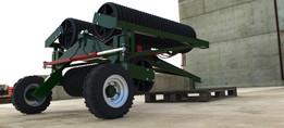 6M lightweight soil roller