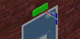 Fire Resistant Security Doors