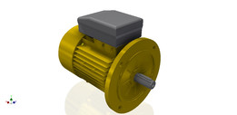 Electric Motor 100 Gold