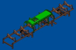 Skirt Load Conveyor