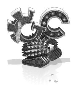 Hedgehog Grabby the bot