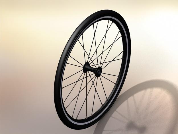 Wheel 20x1 1/8
