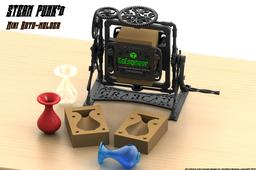3DPW: SteamPUnk'd Mini Molder
