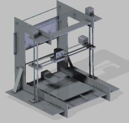 Simply 3D printer