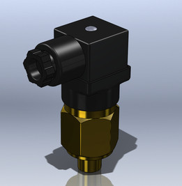 Pressure Switch 100~300 Bar (SPDT)
