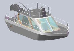 Barco ADY01 - Em Construção