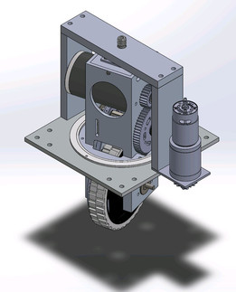 Swerve Drive for FRC Robot