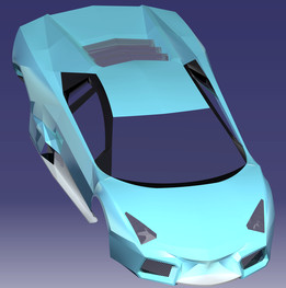 lamborghini - Recent models | 3D CAD Model Collection