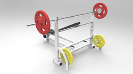 Top Chest Press / gym