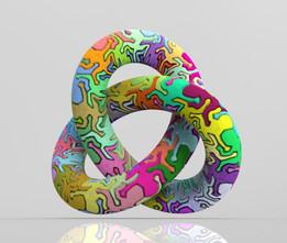 Tessellated Trefoil