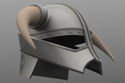 Skyrim helmet - 2