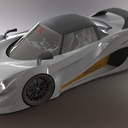 500G Supercar2013 Design PZ