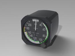 Falcon Airspeed Indicator