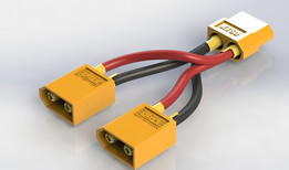 XT60 Parallel Y Connector