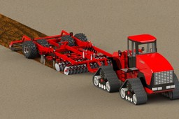 4m combined tillage machine