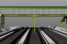 Crossing Over Railways