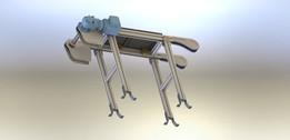 FlexLink XT Pallet Conveyor