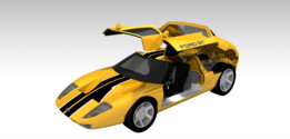 Mega Bloks Ford GT