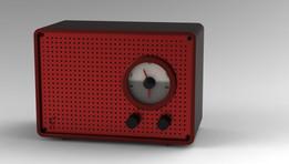 Braun radio freshener