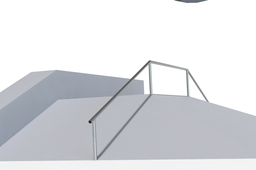 ARC skateable obstacle