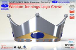 SW Skills - Winston Jennings Logo Crown