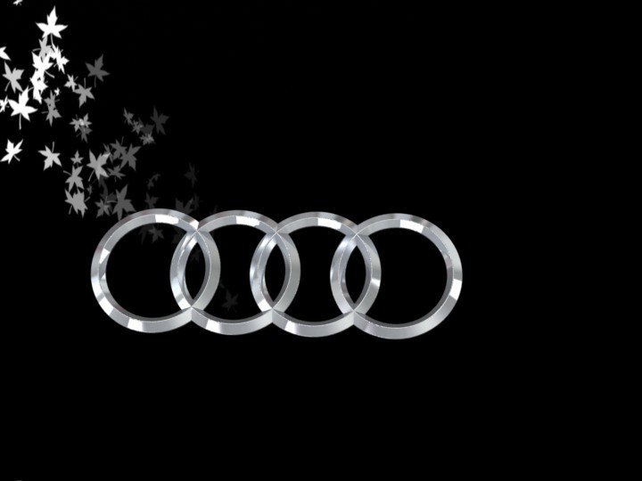 Audi Logo SOLIDWORKS D CAD Model GrabCAD - Audi logo