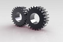 12 DP, 24 T spur gears