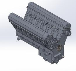 Rolls Royce Merlin V12