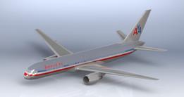 757 plane
