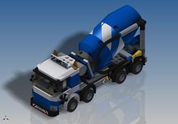 LEGO City - Cement Mixer (7990)