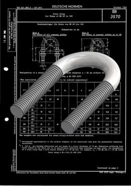 u-bolt - Recent models | 3D CAD Model Collection | GrabCAD Community