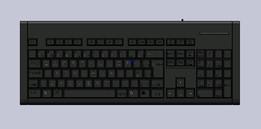 Brazilian keyboard