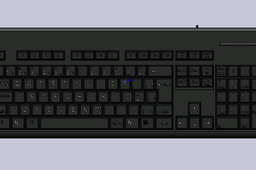 Brazilian keyboard