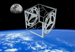 Balanced cubesat