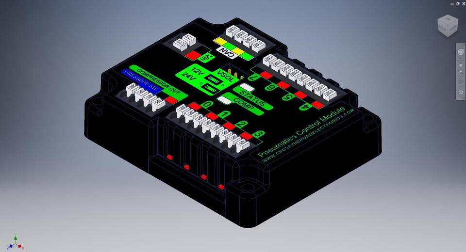 FRC CONTROL COMPONENTS | 3D CAD Model Library | GrabCAD