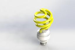 low energy lamp