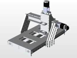 CNC 3 Axis Mill (not finished)