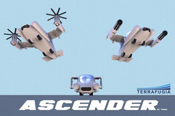 TF-X1 Ascender by Tommy
