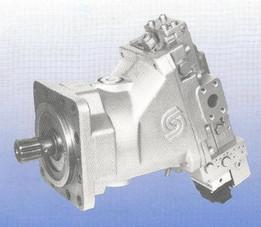 bent axis motor
