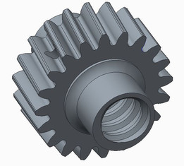 20 Tooth Worm Gear for Ford Power Seat