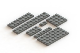 Lego Plate