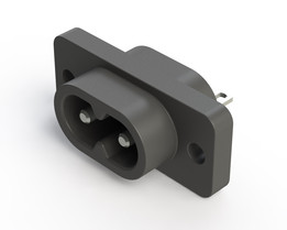 Power Inlet C8 0720-FS